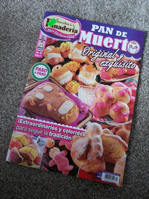 Another view A of Pan De Muertos Magazine